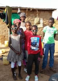 De zes kleinkinderen van oma Beatrice, Makutano, Kenia, family empowerment, onderwijs, Circle4life