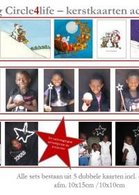 Kerstkaarten actie Stichting Circle4life, projecten Kenia, Circle4life CBO
