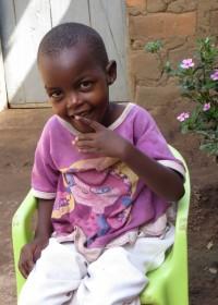 Damaris kreeg geelzucht als pasgeboren baby en heeft hierdoor hersenbeschadiging opgelopen, kinderen met een handicap, Circle4life, Kenia