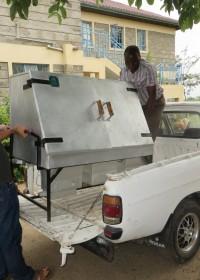 De business Oven Plus van Cookswell Jikos wordt geleverd