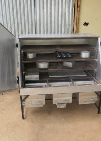 De Business Oven Plus, Cookswell Jiko's, compleet met bakvormen