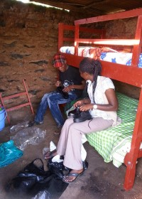 Family empowerment through support of a bank bed, Kaiko family, Kiboko, Kenya, Circle4life