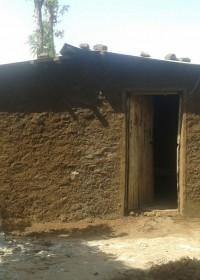 Opgeknapte woning voor Catherine, Baringo, Kenya