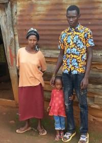 Wairimu en Jozephat, Kiandutu, Kenya, Circle4life, education, family empowerment