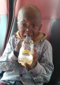 Medische hulp voor Pius (6), rural area's Kenya, Circle4life CBO
