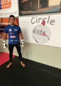 Tayfun Ozcan, Enfusion wereldkampioen kickboksen, ambassadeur van Circle4life