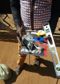 Requirements for a carpentry student, Education, Circle4life Kenya
