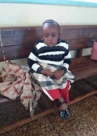 Akoth wacht gespannen op wat komen gaat, medische hulp, crisis hulp, Circle4life Kenia