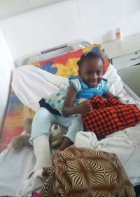 Tijd om naar huis te gaan, operatie geslaagd #GatunduDistrictHospital, Circle4life, Kenia