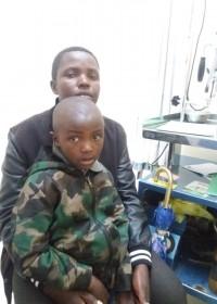 KNO, KNH Nairobi, meningitis, medische hulp, Circle4life Kenia