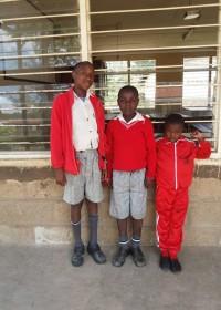 Stephen, Joseph en Eunice weer terug naar de dovenschool, Machakos, special need children, speciaal onderwijs, Circle4life CBO, Circle4life Kenya