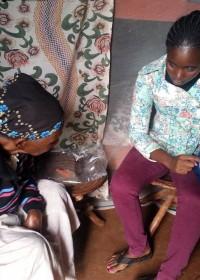 NIWA500 Solar lamp, klimaat, uitleg beneficiaries, Circle4life Kenya