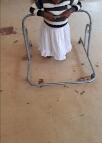 Fysiotherapie aan huis, al meer dan een jaar twee keer per week, medische hulp, Circle4life Kenia