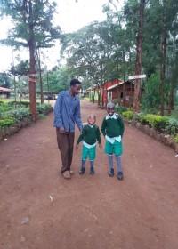 Owen en Daniel zijn er klaar voor, op  naar het nieuwe schooljaar! #onderwijs #circle4life