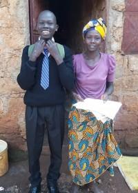 Internationale Vrouwendag, Eunice, family empowerment, Ol Donyo Sabuk