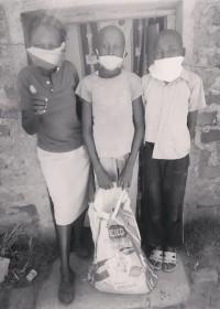 Corona, Kavuli, rurale gebieden midden Kenia, Circle4life, voedselsupport