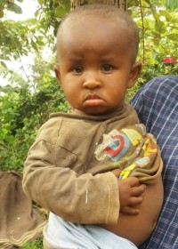 baby Magda, alleenstaande papa, crisishulp, babyvoeding, medische controles, Circle4life Kenia