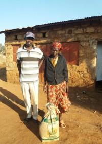 Zaden en kunstmest, Circle4life, Kenia, rural area's