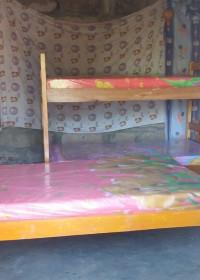 Nieuwe bedden, slapen in een echt bed, family empowerment, Circle4life, Kamunyu, Kenya