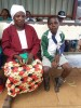 Joseph en oma in het Gatundu District Hospital, speciaal onderwijs, gevallen, medische zorg, Circle4life