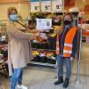 Opbrengst statiegeldbonnen actie AH de Aarhof maand september 2020, projecten Circle4life, Kenia