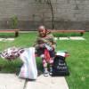 En op naar de volgende termijn, school op een revalidatiecentrum, AKoth, Ol Kalou, Circle4life Kenia