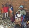 Oma Franciscah en haar zeven kleinkinderen, family empowerment, onderwijs, Circle4life Kenia
